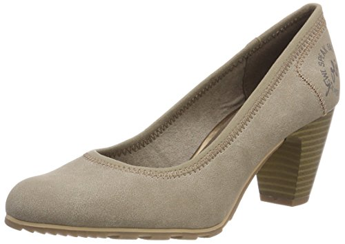 Marrn Para Tacn pepper 22404 Mujer De Zapatos oliver 21 S 324 wYpBq8x