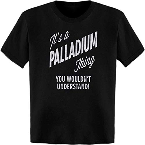 (It's a Palladium Thing. You Wouldn't Understand! Retro T-Shirt Black)