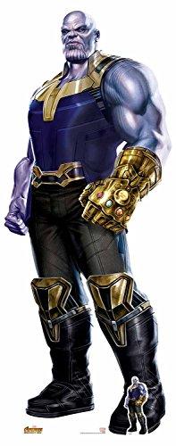(Star Cutouts SC1138 Marvel Avengers Infinity War