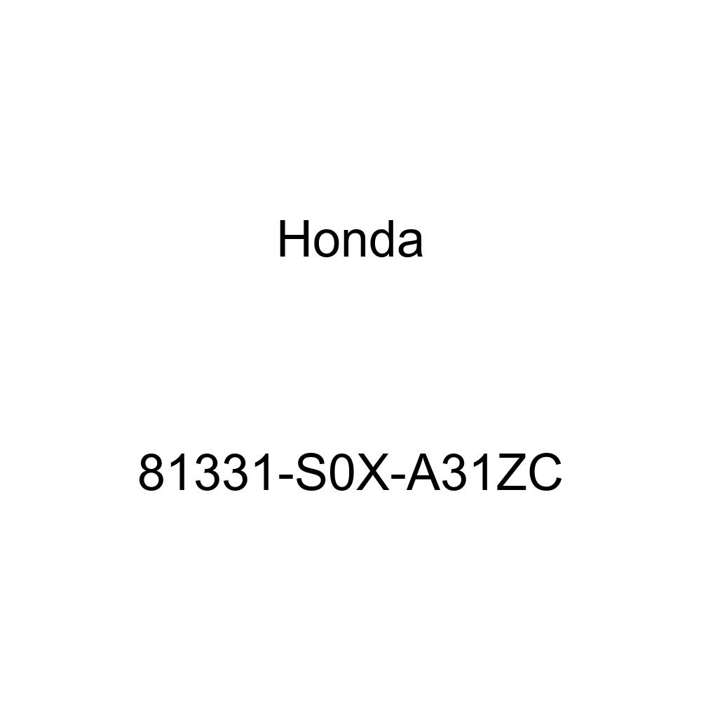 Honda Genuine 81331-S0X-A31ZC Seat Cushion Trim Cover Middle Right