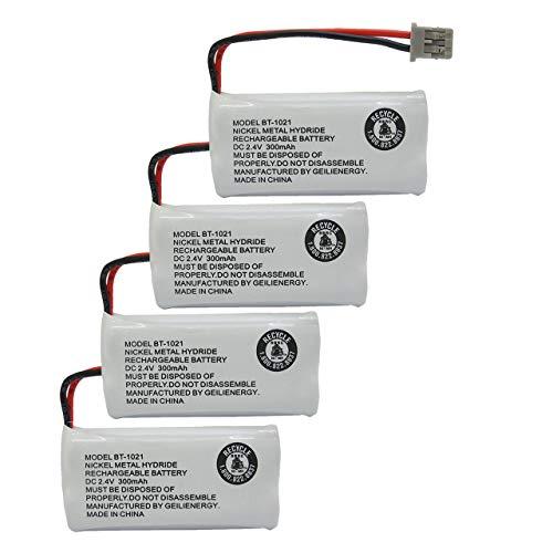 uniden battery bt 1021 - 4