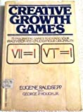 Creative Growth Games, Eugene Raudsepp and George P. Hough, 0156227355