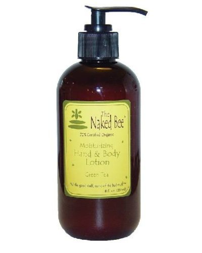 - The Naked Bee - Green Tea Moisturizing Body Lotion 8 oz.