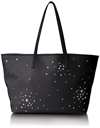 """Dear Drew by Drew Barrymore""""on The Go Vegan Leather Celestial Tote Bag, TAPSHOE"""
