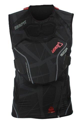 Leatt 3DF AirFit Body Vest (Black, Small/Medium) by Leatt Brace
