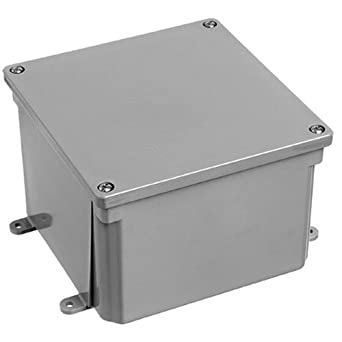 Thomas Amp Betts E987r 6 Quot X 6 Quot X 4 Quot Junction Box Electrical