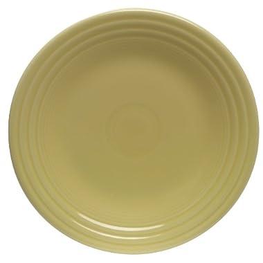 Fiesta 9-Inch Luncheon Plate, Sunflower