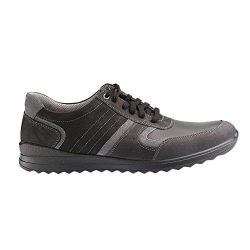 Jomos Elan, Men's Low-Top Sneakers Black