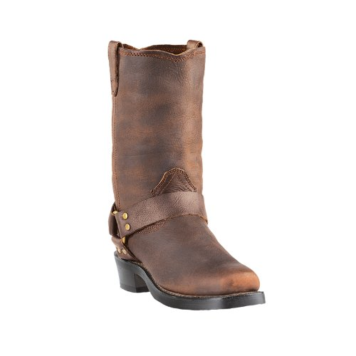 Dingo Men's Dean Boot,Brown,12 D US