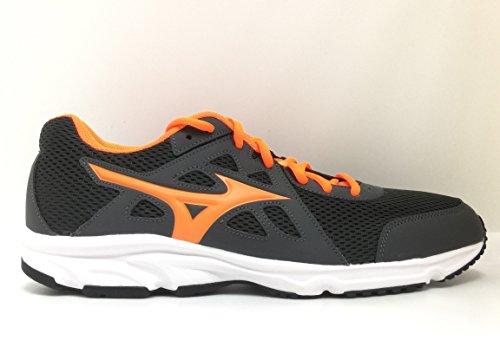 Mizuno , Chaussures de course pour homme gris gris
