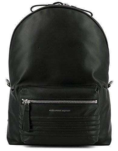 alexander-mcqueen-womens-453661cvf6n1000-black-leather-backpack