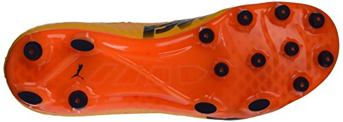 Evopower Football AG Fish de peacoat orange Ultra Orange Clown Homme Chaussures 03 Vigor 1 Puma Yellow dAYt6Cqwd