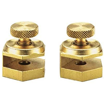 General Tools 803 Brass Stair Gage Set