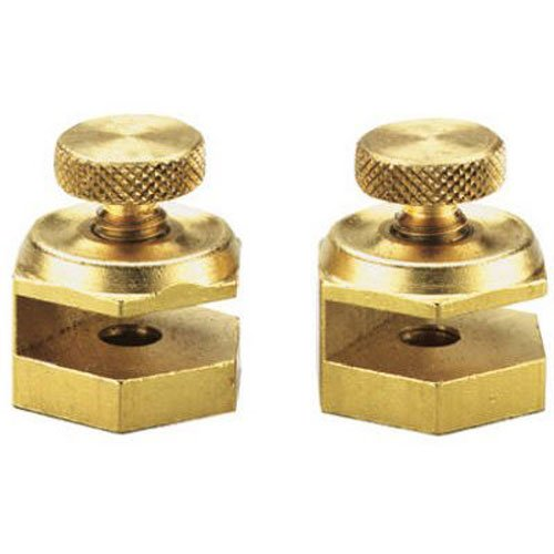 (General Tools 803 Brass Stair Gage Set)