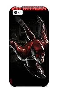 Michael paytosh Dawson's Shop 2264829K86979920 Premium Durable Daredevil Fashion Tpu Iphone 5c Protective Case Cover
