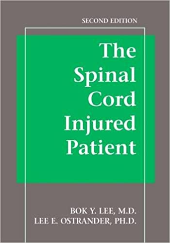 The Spinal Cord Injured Patient Comprehensive Management