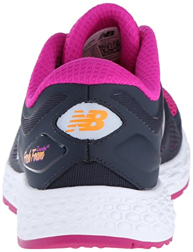 New Balance Women's Fresh Foam Zantev2 Running Shoe Pink/Black