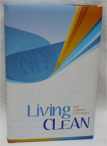 LIVING CLEAN NA BOOK PDF