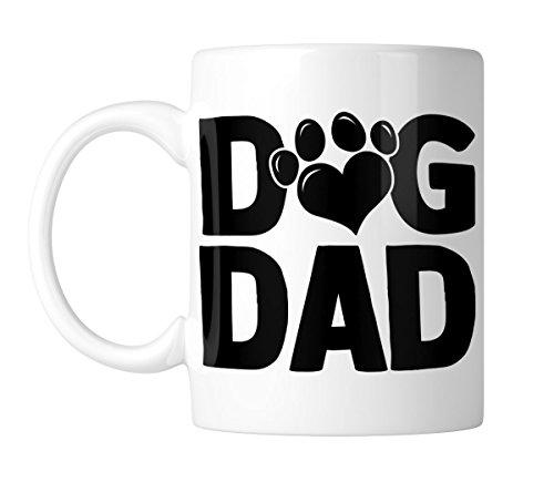 Dog Dad 11 oz. Mug (1 Mug)