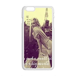 Marilyn Monroe 4 Days In New York Cell Phone Case for Iphone 6 Plus