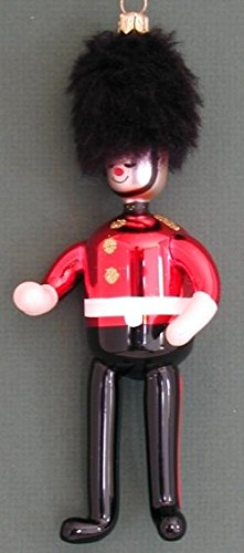 ament - Beefeater Guard - Italian Ornament - One Ornament (Radko Italian)