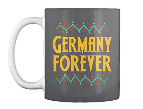 Germany gift for people born or from germany 11oz - Dk grey Mug - Teespring (Best Dk Germanies)