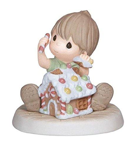 Precious Moments Holidays So Sweet Figurine - Porcelain Christmas New 2013 131018-PM