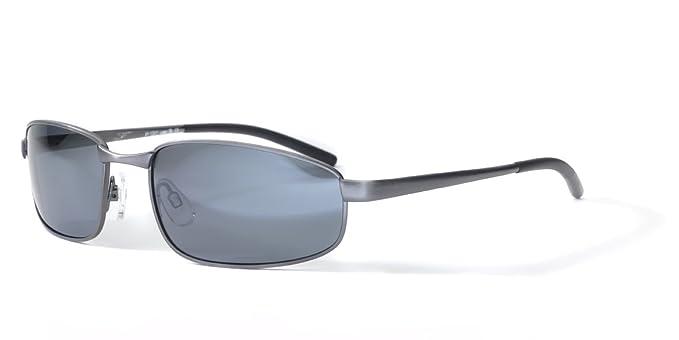 Bloc Eyewear Square Gun Sunglasses (S11 Grey Polarised/Cat 3 Lens) MBDm3WEfRh
