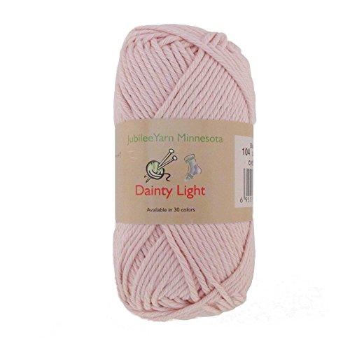 Crochet Cotton Light Peach - 7