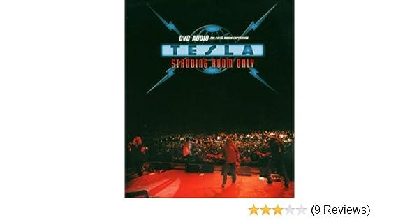 tesla five man acoustical jam dvd