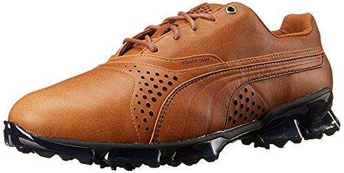 Brown Golf Shoe - 9