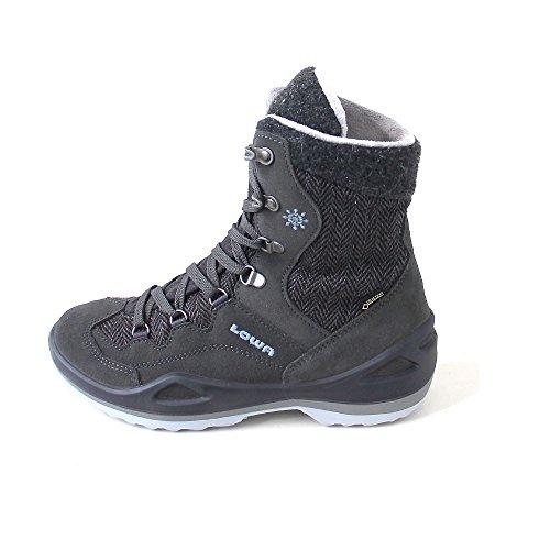Lowa–Botas de calceta GTX Trekking & Senderismo Mujer antracita