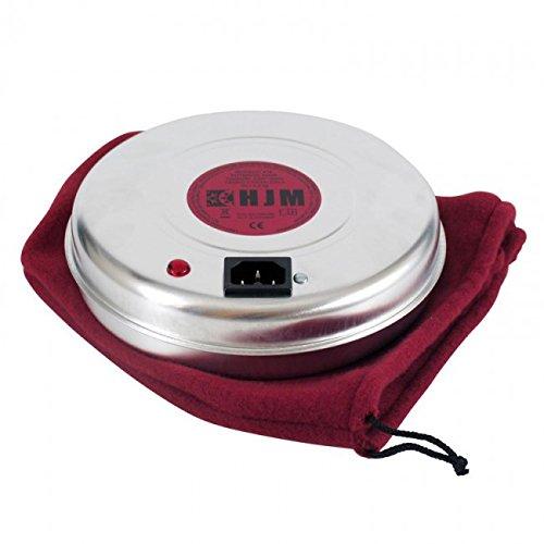 HJM 410 calentador portatil, 850 W, alum