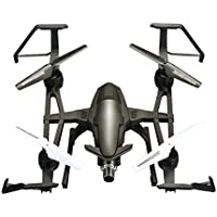Nesee 668-R8 RC Quadcopter 2.4G 4CH 6-Axis Gyro Wifi FPV DRONE 5.0MP 1080P Camera (Black)