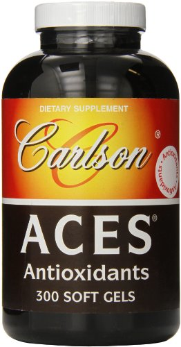 Carlson Labs Aces Soft Gels, 300 Count
