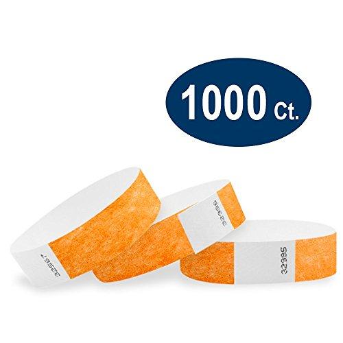- WristCo Neon Orange 3/4