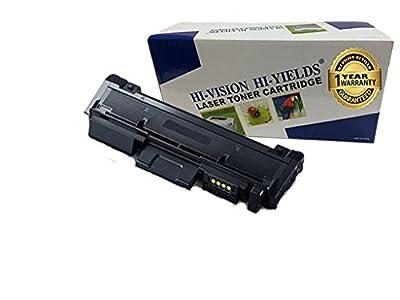 HI-VISION ® Compatible Samsung MLT-D116L High Yield Black Toner Cartridge Replacement for Xpress M2885FW, M2835DW, M2825FD, M2875FW, M2875FD, M2625D Laser Printers (1 pack)
