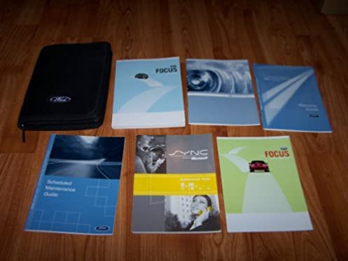2008 ford focus owners manual ford motor company amazon com books rh amazon com 2008 ford focus se owners manual 2008 ford focus owners manual australia