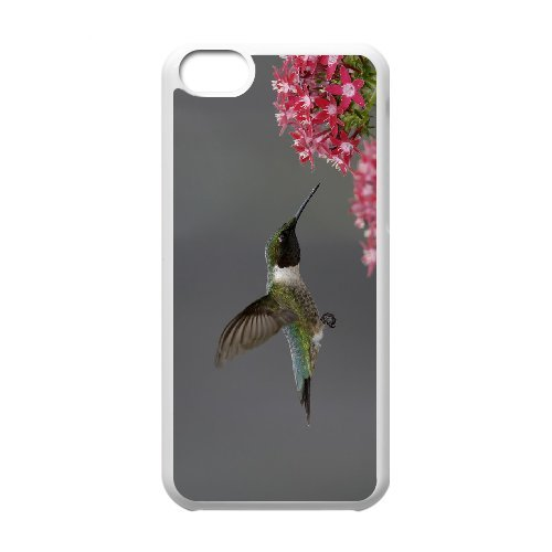 SYYCH Phone case Of Hummingbird Cover Case For Iphone 5C