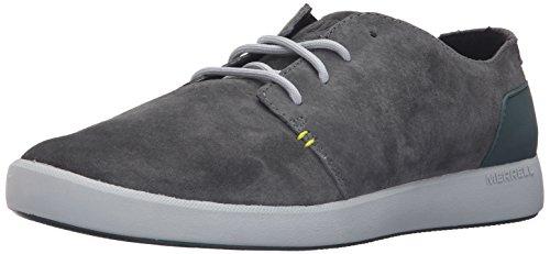 Merrell FREEWHEEL BOLT LACE - zapatilla deportiva de piel hombre gris - Grau (Granite)