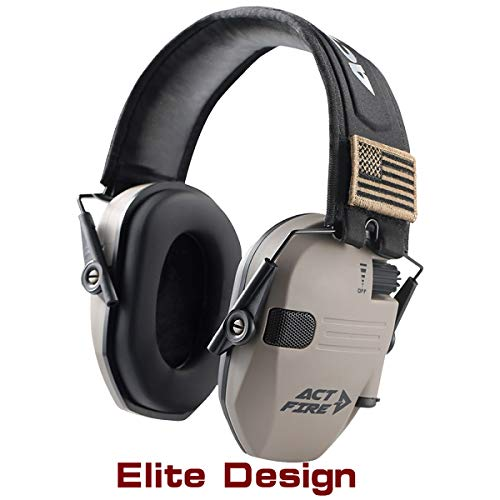 ACTFIRE Shooting Ear Protection