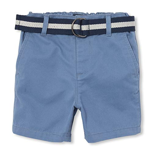 The Children's Place Baby Boys Belted Chino Shorts,