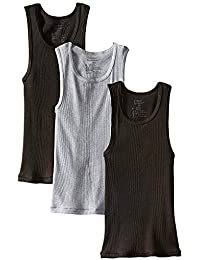 Boys 5 Pack Ultimate Comfortsoft Tank