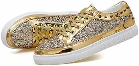 8b5ceb79b6 Shopping $50 to $100 - Gold - Fashion Sneakers - Shoes - Women ...
