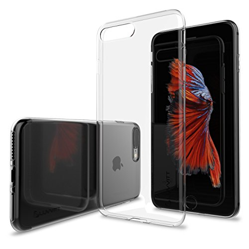 iPhone LUVVITT Flexible Transparent Rubber