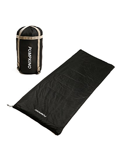 Ultra Lightweight Sleeping Bag Large Soft Ultralight Travelling Camping Backpacking Hiking Companion Hot Weather Sleeping Bag For Adults Kids Teens With Compression Sack