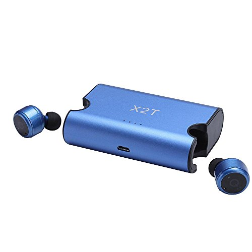 True Wireless Headphone Mini Bluetooth V4.2 Sports In-Ear Ea