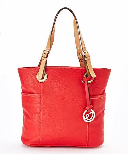 MKF Collection Designer Tote Bag for Women Fashion Mama Tote Bag by Mia K. Farrow