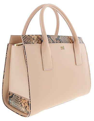 Amazon.com  Class Roberto Cavalli LUCILLE 002 Light Pink Medium Handbag for  Womens  Shoes 67428eb61