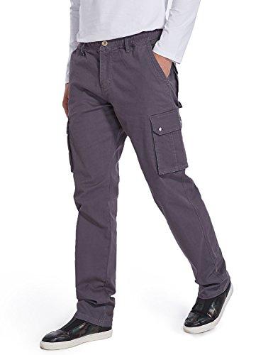 4d3eca8496 Eaglide Men's Outdoor Elastic Cargo Pant, Mens Pockets Cotton Tactical Pants